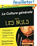 La Culture g�n�rale Pour les Nuls, 2�...