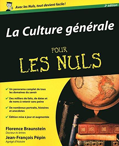 la-culture-generale-pour-les-nuls-2eme-edition
