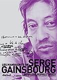 Manuscripts De Serge Gainsbourg