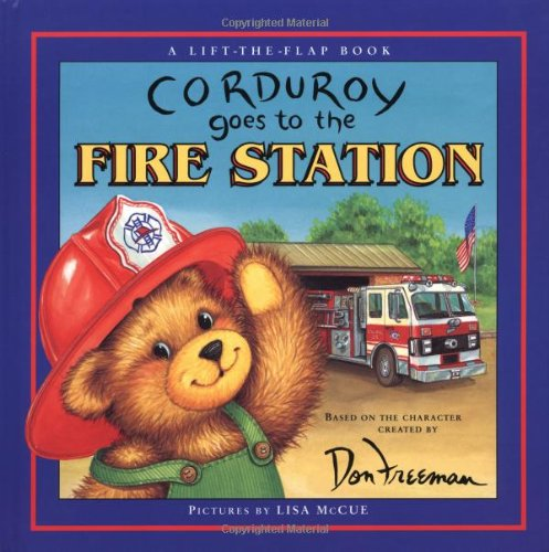 Corduroy Goes to the Fire Station (Viking Easy-to-Read)