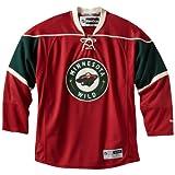 NHL Minnesota Wild Premier Jersey, Red