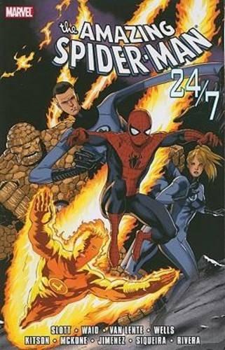 Spider-Man: 24/7 TPB (Graphic Novel Pb)