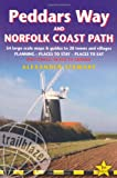 Alexander Stewart Peddars Way and Norfolk Coast Path: Knettishall Heath to Cromer (British Walking Guides), Planning, Places to Stay, Places to Eat