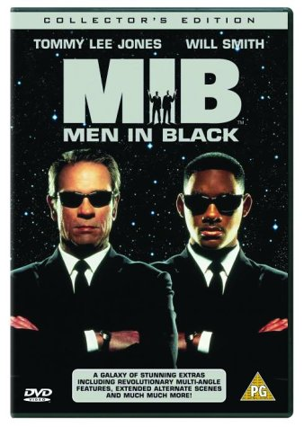 Men In Black Collector's Edition (1997) [DVD] [2000]