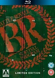 Battle Royale [Blu-ray] [Import]