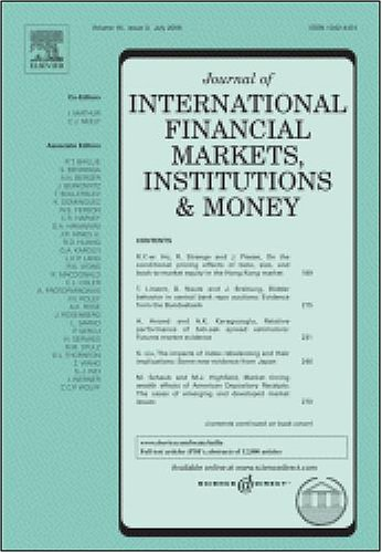 Market capitalisation, cross-correlations, the lead/lag structure and microstructure effects in the Indian stock market [An article from: Journal of ... Financial Markets, Institutions & Money]