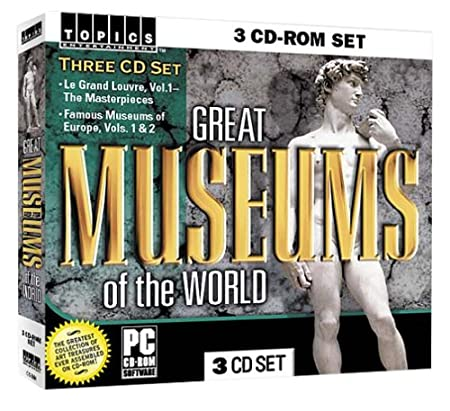Great Musuems of the World (Jewel Case)