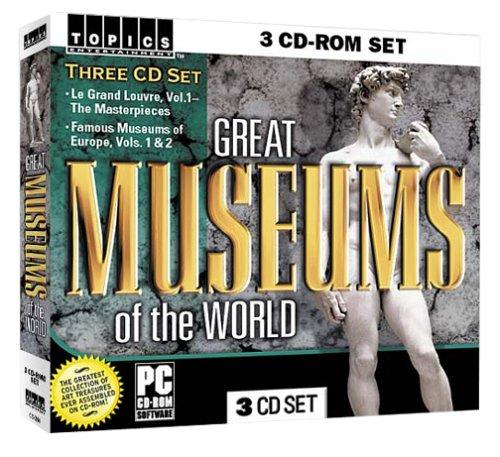Great Musuems of the World Jewel CaseB00008O2XJ