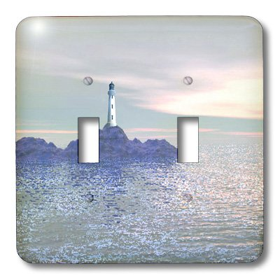 Switch plates lighthouses and coastlines for Lighthouse switch plates