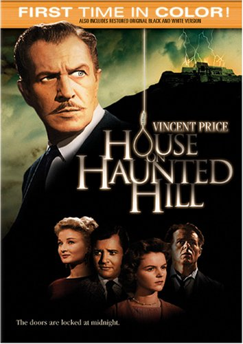 Cover art for  House on Haunted Hill