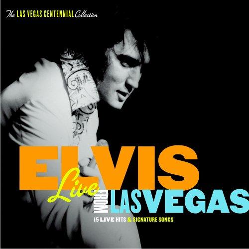 Elvis Presley - Live From Las Vegas - Zortam Music