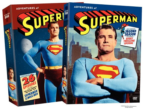  Adventures of Superman - The Complete First Two Seasons