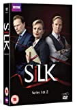Silk - Complete Series 1 and 2 Box Set [DVD]