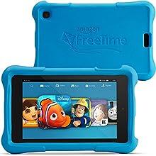 Fire HD 6 Kids Edition, 15,2 cm (6 Zoll), HD-Display, WLAN, 8GB, Blau Kindgerechte Schutzhülle