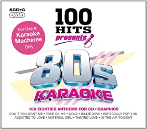 100 Hits Presents: Karaoke 80's from 101 DISTRIBUTION