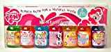 My Little Pony Bubble Bath Set for a Magical Week (7 Days of Fun) 14 Fl Oz