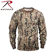 Rothco Long Sleeve T-Shirt/Smokey Branch, Large