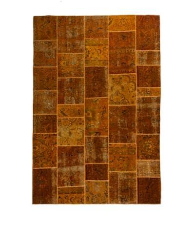 navaei co handgekn pfter orientteppich vintage patchwork gr n 289 236 cm mode fly top mode. Black Bedroom Furniture Sets. Home Design Ideas