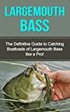 Largemouth Bass: The Definitive Guide to Catching Boatloads of Largemouth Bass like a Pro! (bass fishing, bass, fishing tackle, fly fishing, fishing, how to fish, bassmaster, fish, trout fishing)