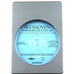 Fate Beethoven Symphonies No.5&6 - 7.1 DTS-HD 3D Sound Blu-ray Audio Signature Series