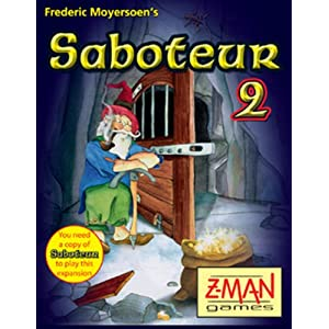 The box artwork from Saboteur 2