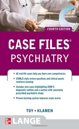 http://www.amazon.com/Files-Psychiatry-Fourth-Edition-LANGE/dp/0071753915/ref=sr_1_1?ie=UTF8&qid=1394808086&sr=8-1&keywords=case+files+psychiatry
