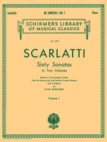 60 Sonatas - Volume 1