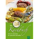 """Das 2-Euro-Kochbuch: 111 2-Euro-Gerichte f�r sparsame Genie�ervon """"Elisabeth Degenhart"""""""