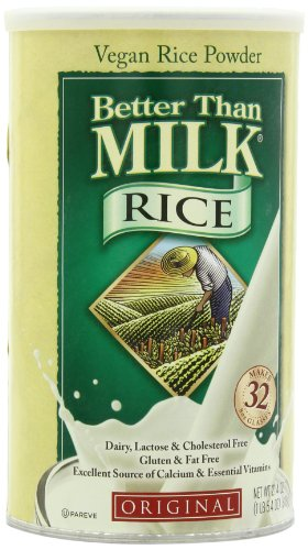 Better Than Milk Vegan Beverage Mix, Rice, Original, 21.4-Ounce Canisters (Pack of 2) by Better Than Milk