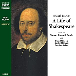 A Life of Shakespeare | [Hesketh Pearson]