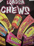 Swizzels Matlow Loadsa Chews British Import