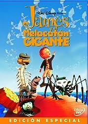 James Y El Melocoton Gigante [DVD]