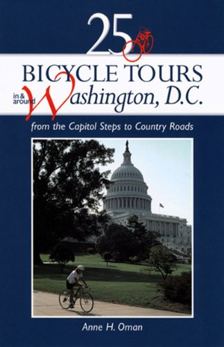 25 Bicycle Tours In And Around Washington Dc
