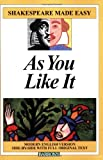 As You Like It (Shakespeare Made Easy)
