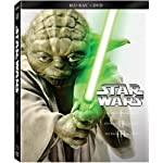[US] Star Wars: The Prequel Trilogy: Episodes I-III (1999-2005) [Blu-ray + DVD]