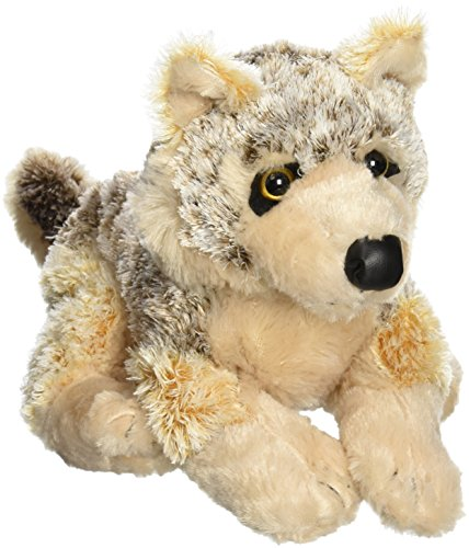 "Wishpets 11"" Red Wolf Plush Toy"