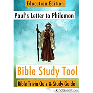Philemon in the Picture Study Bible - The Book of Philemon ...