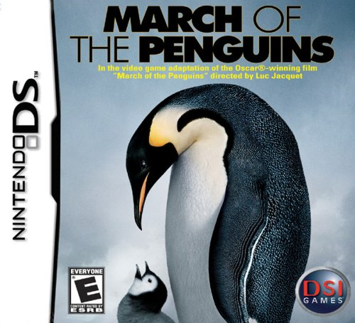 March of the Penguins - Nintendo DS - 1