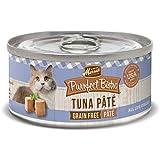 Merrick 3 oz Purrfect Bistro Tuna Pate Canned Cat Food, 24 count case