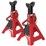 Torin T43002A 3 Ton Double Locking Ja...