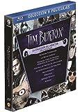 Colección Tim Burton 2014 [Blu-ray]
