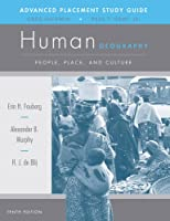 AP Study Guide to Accompany Human Geography by Gray