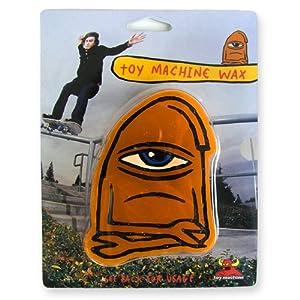 Cera per Skateboard Toy Machine Wax Orange