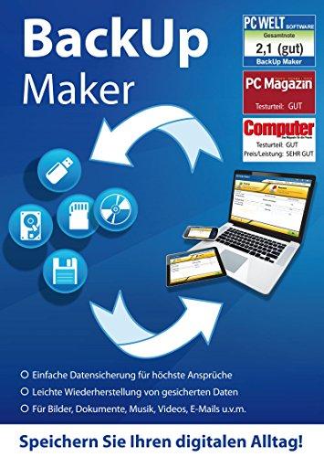 Backup Maker Pro - Datensicherung für höchste Ansprüche...