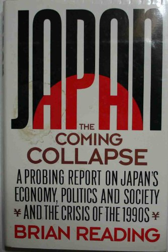 Japan: The Coming Collapse