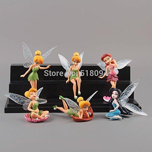 Anime-Cartoon-5-10cm-6pcsset-Tinkerbell-Fairy-PVC-Action-Figure-Toys-Girls-Dolls