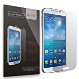 Sty-HD Samsung Galaxy S4 SIV Premium Screen Protectors 3 Pack - Full Retail Packaging (HD Clear)