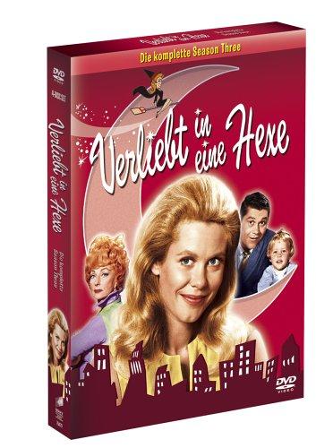 Verliebt in eine Hexe - Die komplette Season 3 (4 DVDs)