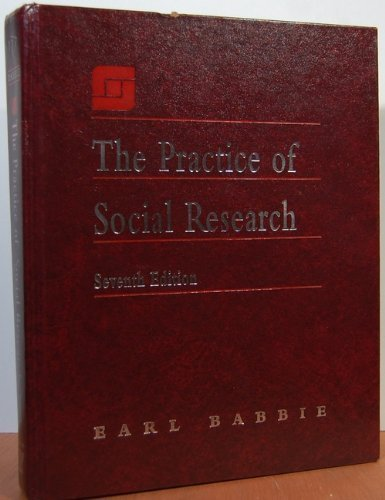 Practice of Social Research (Sociology)