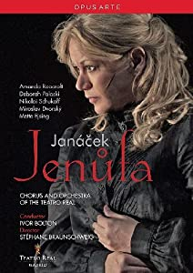 Janacek;Leos Jenufa [Import]